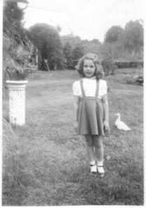 cynthy 1950, gramma's rose garden