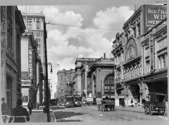1910 baltimore