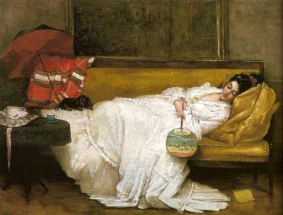 victorian-woman-on-sofa