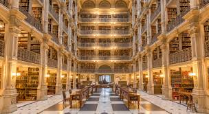 Image result for image peabody library